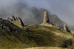 Isle of Skye - The Old Man of Storr - Scotland